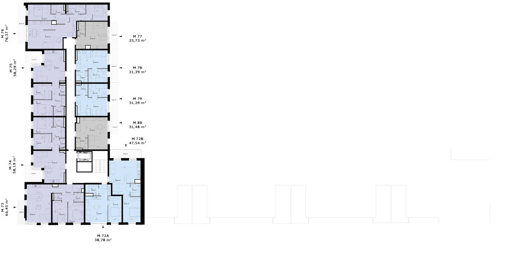 Wólczańska 188 - Piętro 4