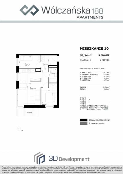 Mieszkanie 2M10