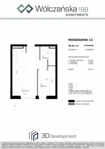 Mieszkanie 2M12