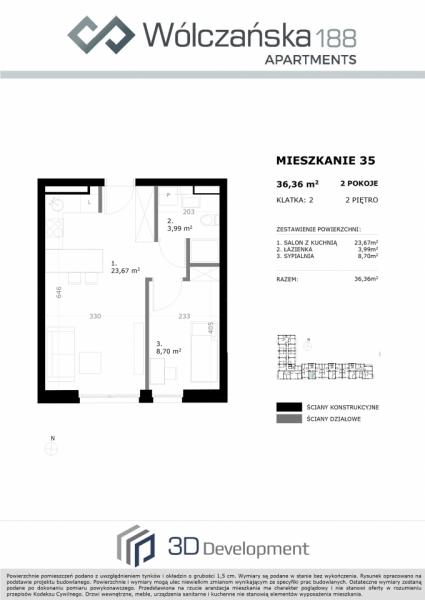 Mieszkanie 2M35