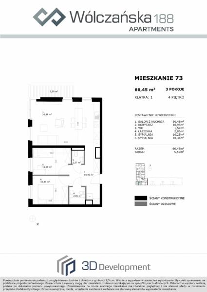 Mieszkanie 4M73