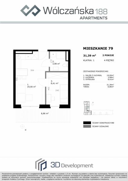 Mieszkanie 4M79