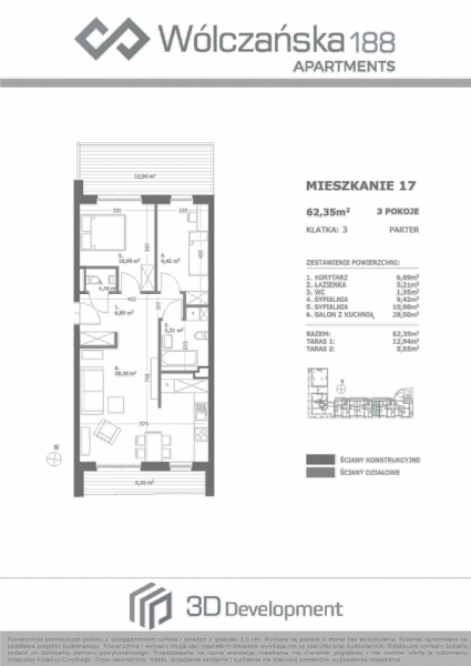 Mieszkanie PM17