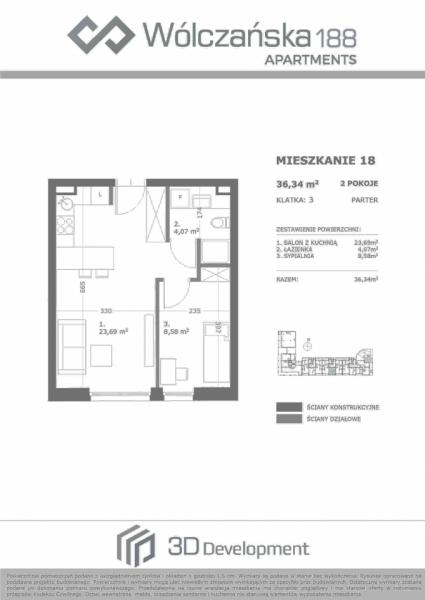 Mieszkanie PM18