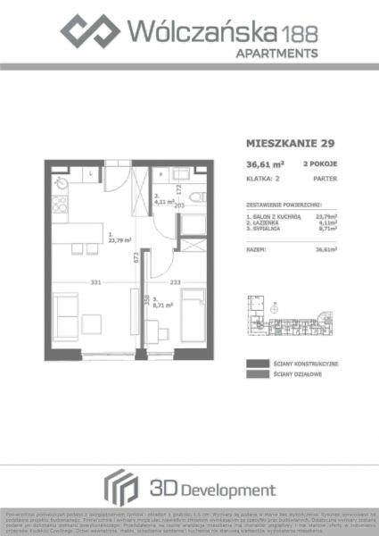 Mieszkanie PM29